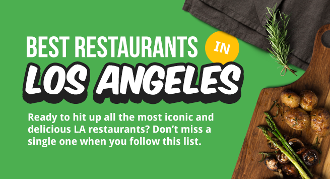 Restaurants in Los Angeles