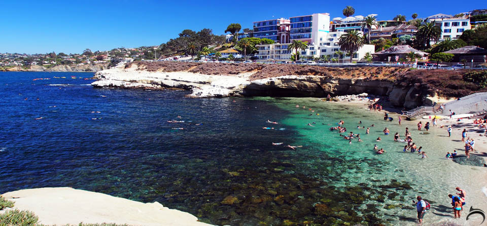 San Diego beaches and coves