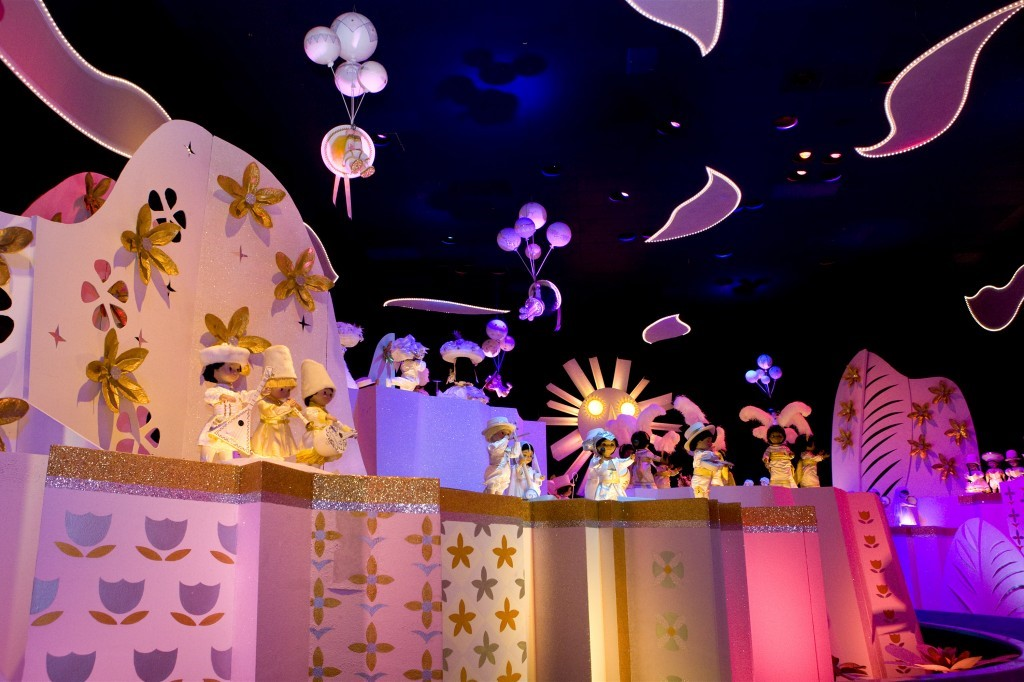 It's a Small World is integral to the history of disneyland