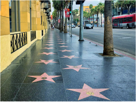 Los Angeles 2 Day Itinerary - Hollywood