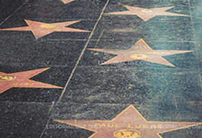 Tour Hollywood walk of fame
