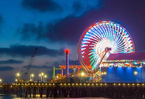 Santa Monica tour