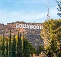 Hollywood tour company