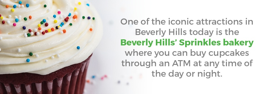 Beverly Hills Sprinkles Bakery