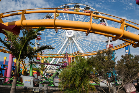 Pacific Park is one of the top things to do in Santa Monica Pier
